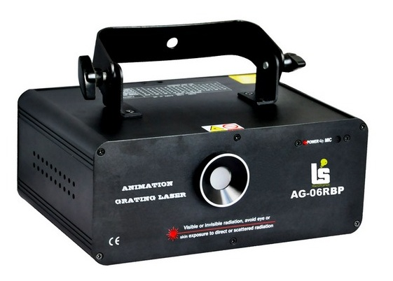 Light Studio Дискотечный Лазер AG-06RBP