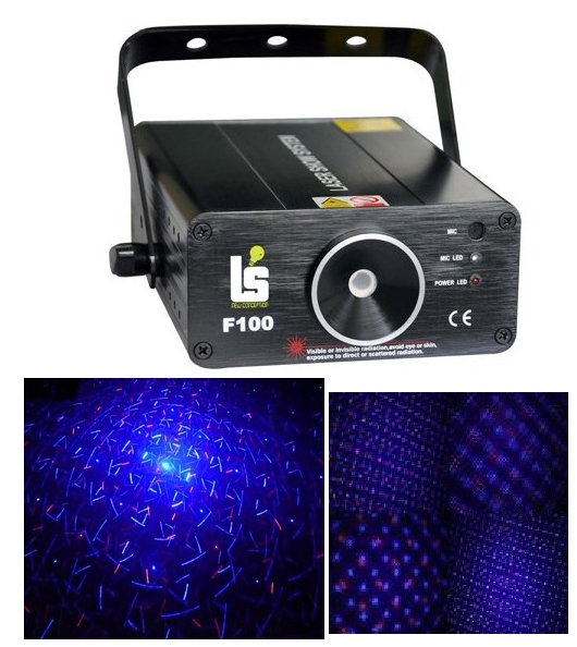 Light Studio Лазеры для дискотек F70RBP