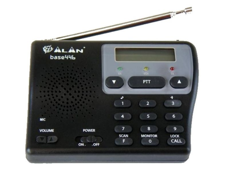 Midland Рация Walkie-Talkie ALAN BASE 446