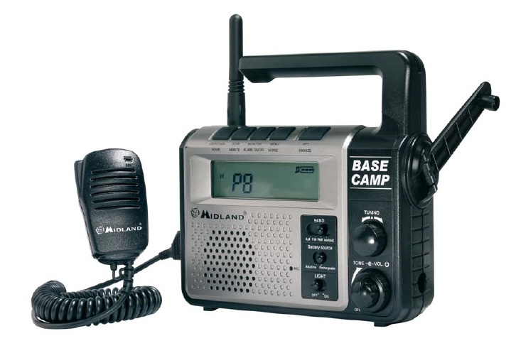 Midland Рация Walkie-Talkie BASE CAMP 446