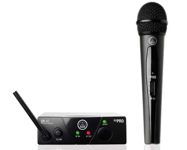 AKG Микрофонная радиосистема WMS 40 MINI VOCAL SET