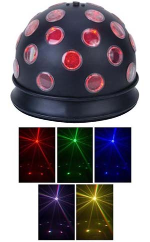 American Audio Светомузыка LED Mini Tri Ball. Купить в Киеве