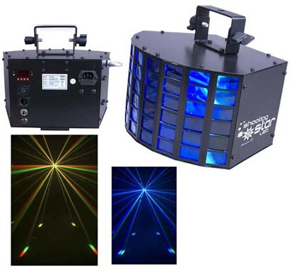 American Audio Shooting Star LED