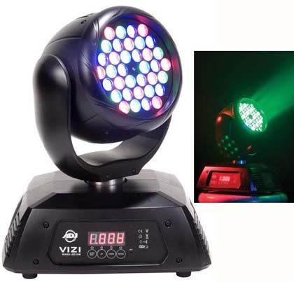 American Audio Светомузыка Vizi Wash LED 108