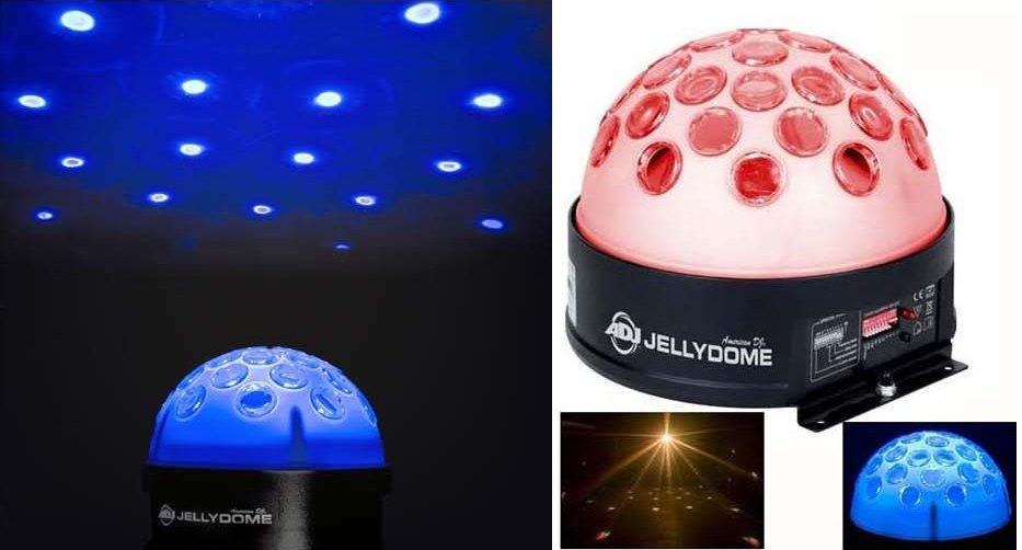 American Audio Светомузыка LED Jelly Dome