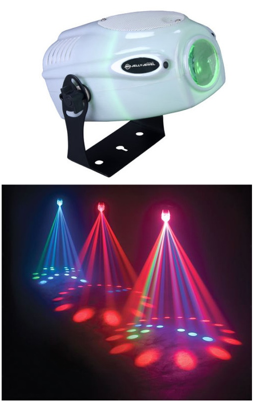 American Audio Светомузыка Jelly Jewel LED