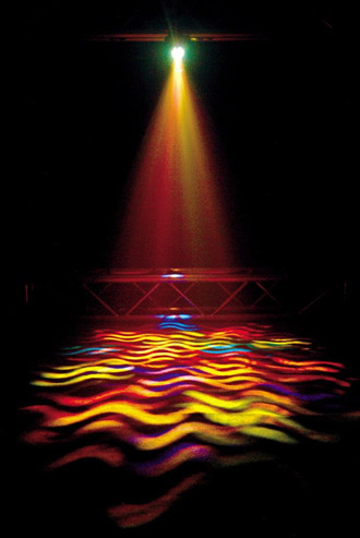 American Audio Gobo Splash