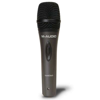 M-AUDIO Микрофон Soundcheck Microphone
