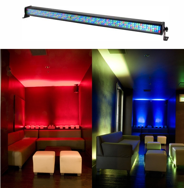 American Audio Mega Bar LED RC