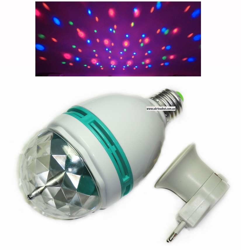 Light Studio Светомузыка Led лампа 399